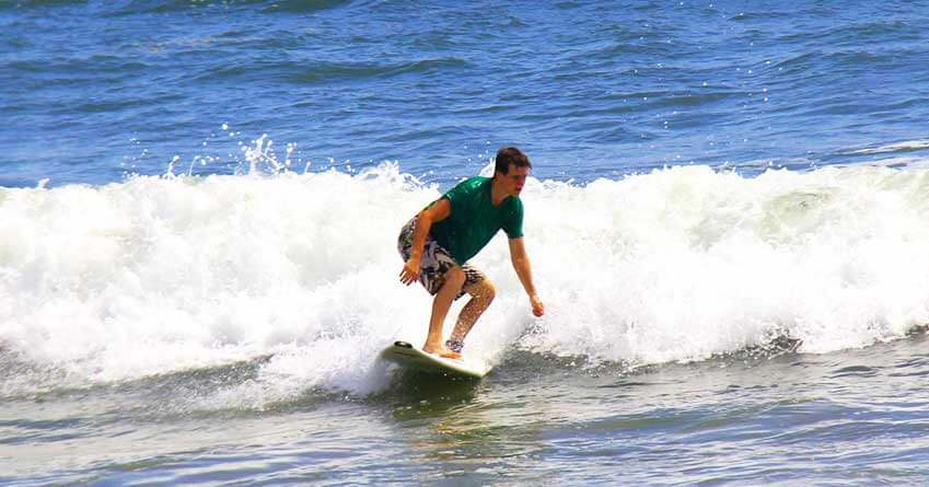 Weligama Surfing