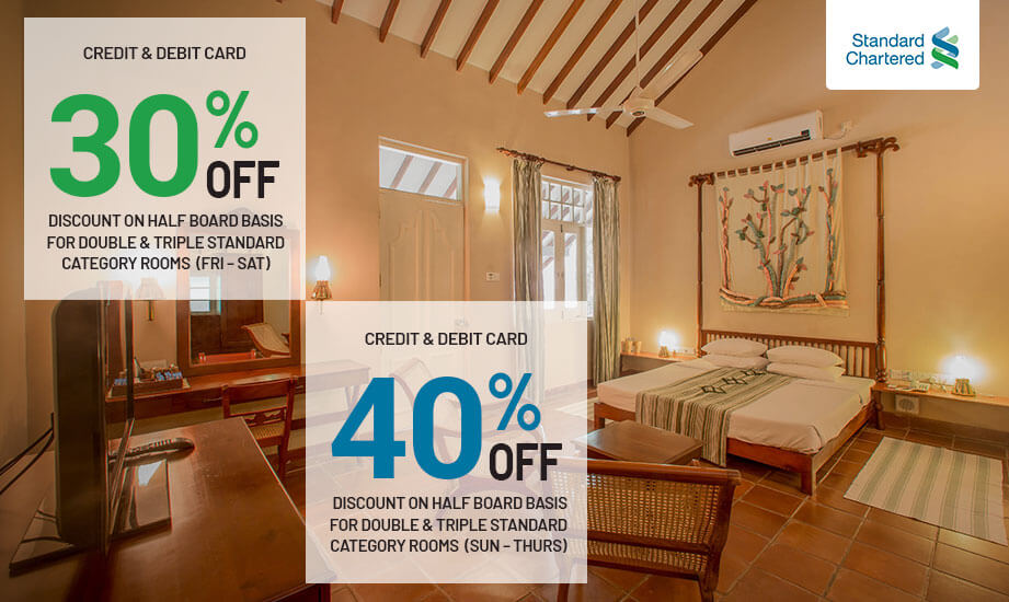 SCB Credit & Debit Card Offer
