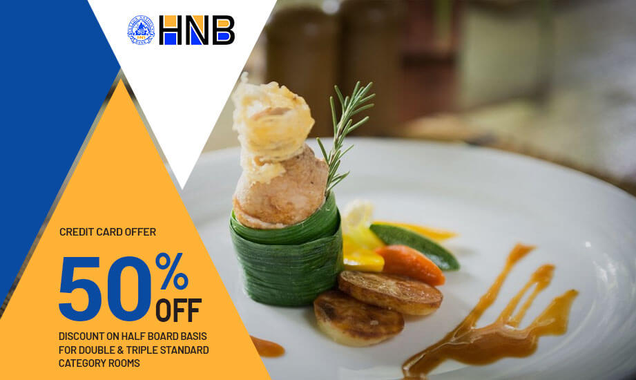 HNB Credit Card Offer
