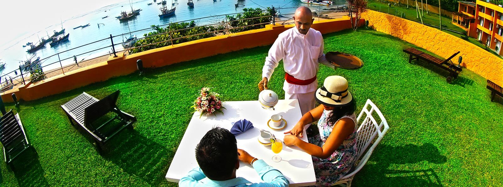 Wedding Venues at Colombo Fort Hotels