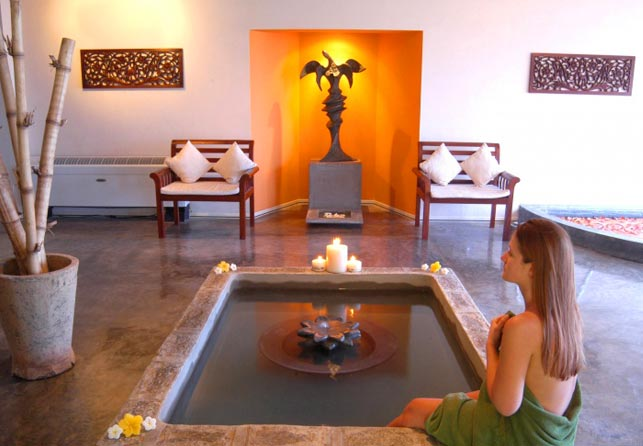 Ayurveda retreat in sri lanka sigiriya village hotel for Colombo design spa