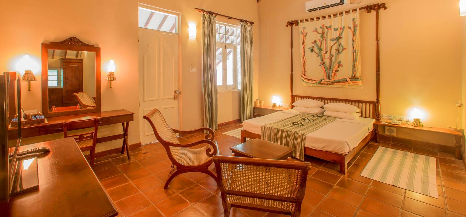 Fine Dining with a view at Sigiriya Village Hotel