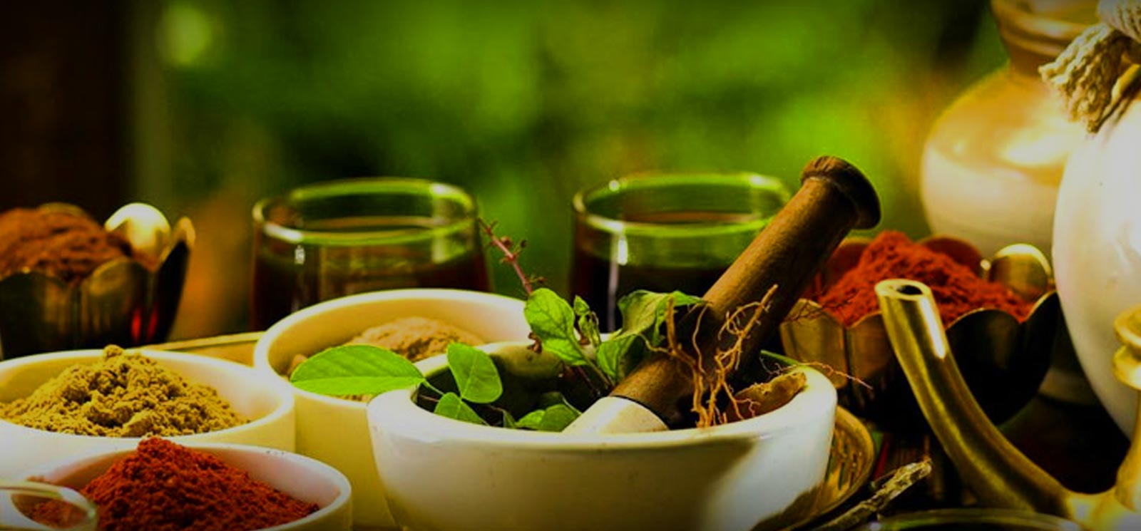 A La Carte Ayurveda treatments for the wellness of body and mind