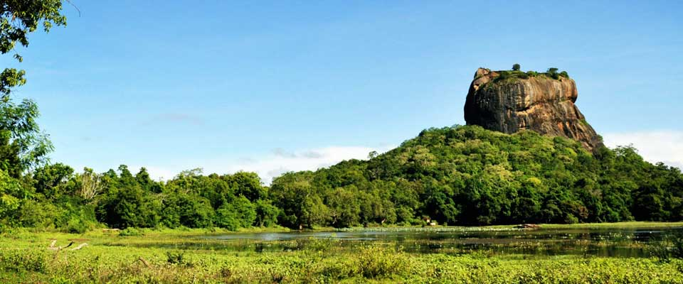 Beauty of Sigiriya village