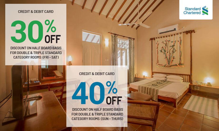 SCB Credit & Debit Card Offer
