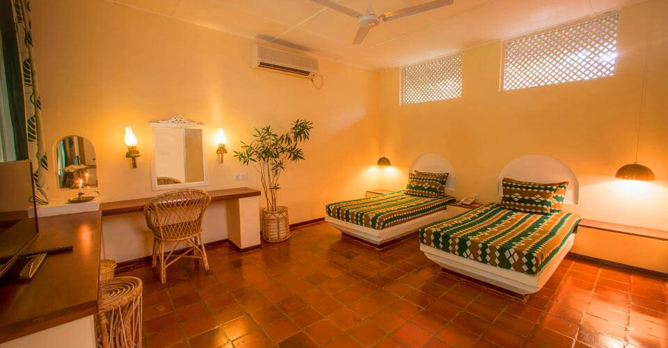 Ganga Addara Cluster of the Classic Rooms at Sigiriya Village Hotel