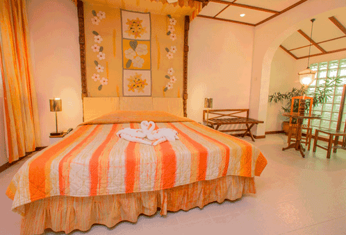 Superior rooms at the Sigiriya Village Hotel