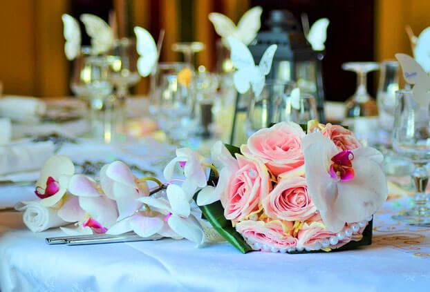 Indoor weddings and banquet locations at Sigiriya Village Hotel