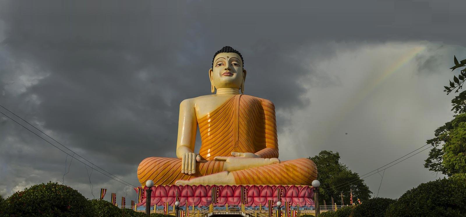 Kande Viharaya Temple in Beruwala