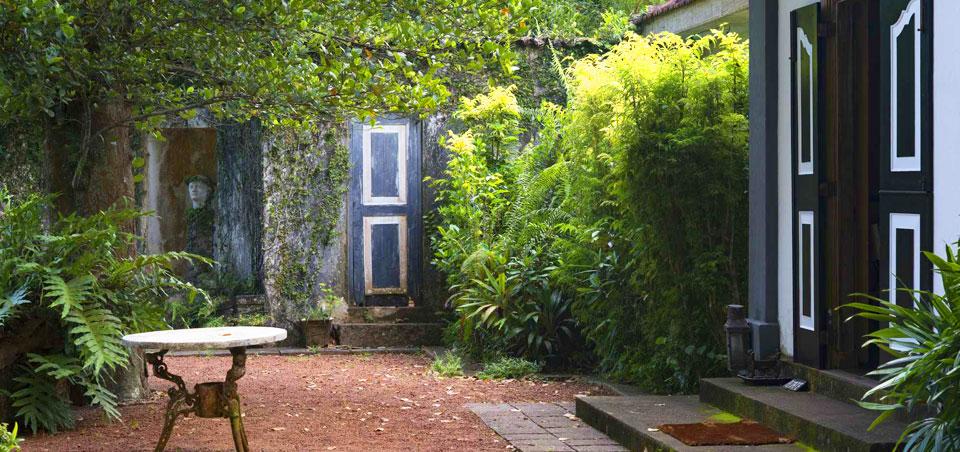 Geoffrey Bawa's Lunuganga Estate in Bentota
