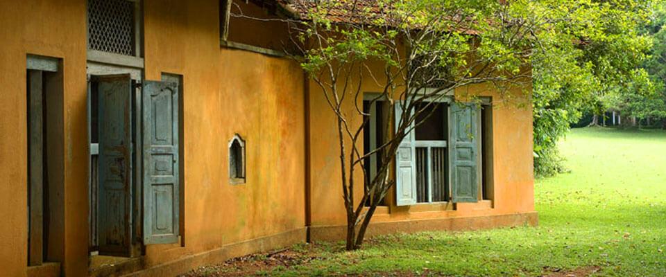 A weekend retreat designed by Geoffrey Bawa