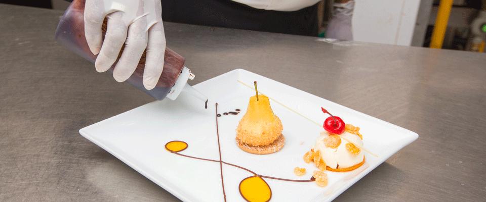 Exotic desserts