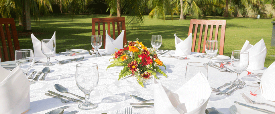 Outdoor Weddings at The Palms