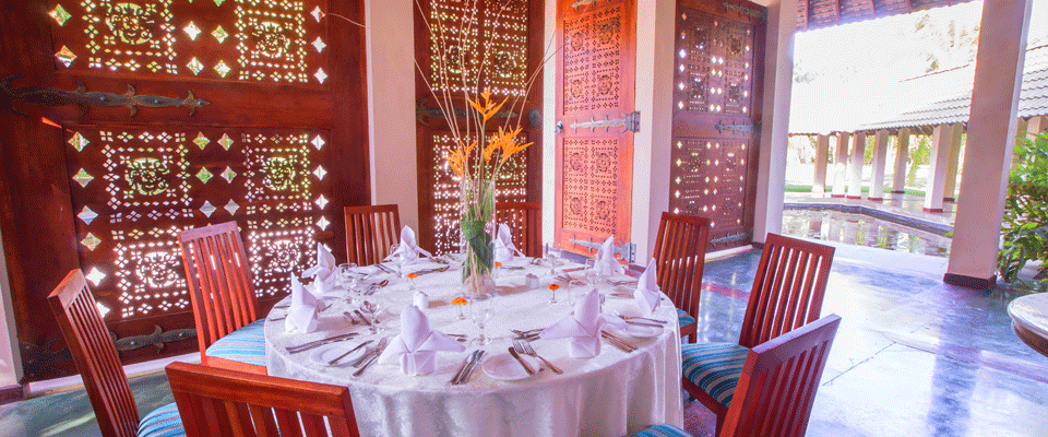 Wedding Banquet Hall at The Palms