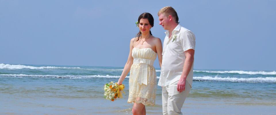 Beach Weddings at The Palms