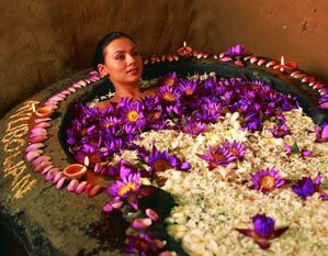 Ayurveda treatments that sooths the mind and body