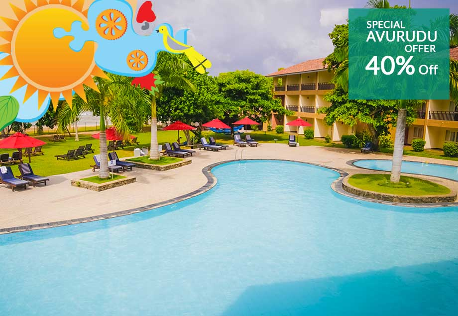 A Special Avurudu Offers from The Palms Hotel